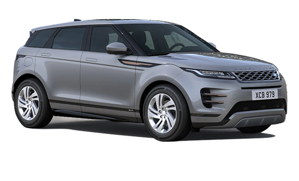 Model Evoque R Dynamic Sideprofile